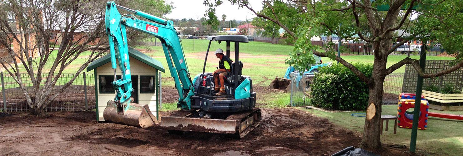 bne lawn garden maintenance team