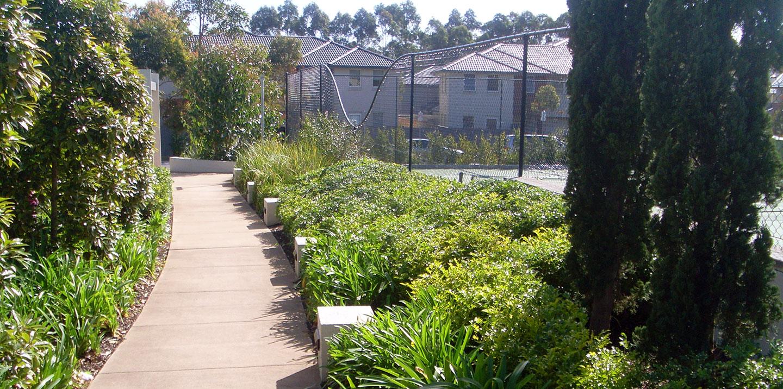 Landscape Management Design Irrigation Systems Mowing