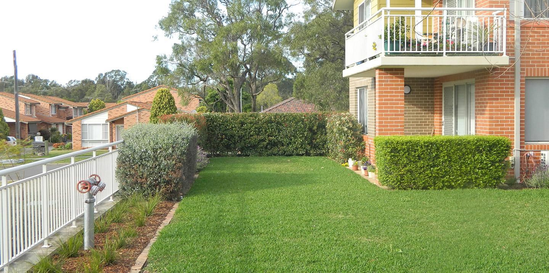 strata management landscaping